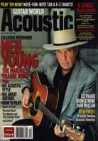 Guitar World Acoustic December 2005
