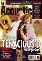 Guitar World Acoustic December 2006