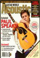 Guitar World Acoustic January 2005