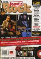 Guitar World Acoustic January 2007