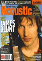 Guitar World Acoustic June 2006