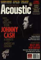 Guitar World Acoustic March 2006