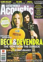 Guitar World Acoustic March 2007