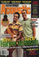 Guitar World Acoustic May 2005