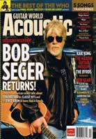 Guitar World Acoustic November 2006