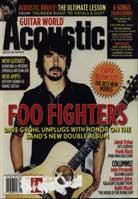 Guitar World Acoustic September 2005