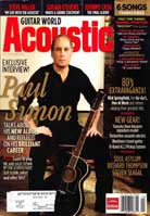 Guitar World Acoustic September 2006