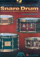 Garwood Whaley – Primary Handbook For Snare Drum