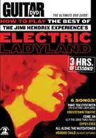 Guitar World – How To Play The Best Of Jimi Hendrix Electric Ladyland