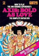 Guitar World – How to Play The Jimi Hendrix Experience Axis: Bold As Love
