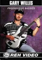 Gary Willis – Progressive Bassics