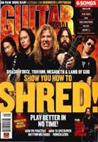 Guitar World January 2007
