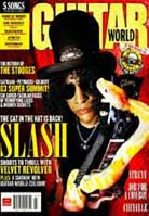 Guitar World July 2007
