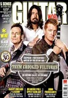 Guitar World March 2010
