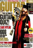 Guitar World November 2007