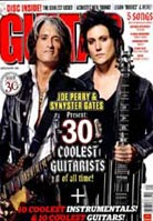 Guitar World September 2010