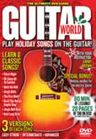 Play Holiday Songs on the Guitar (Guitar World)