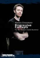Hannes Grossmann – Progressive Concepts for the Modern Metal Drummer