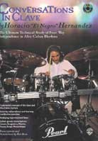 Horacio Hernandez – Conversations in Clave (Book + CD)