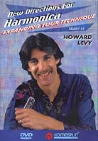Howard Levy – New Directions For Harmonica: Expanding Your Technique