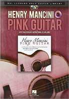 Henry Mancini – Pink Guitar (Tab Book)