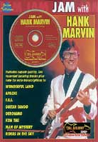 Jam with Hank Marvin (Tab Book)