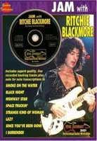 Jam With Ritchie Blackmore (Tab Book)