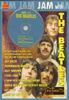 Jam With The Beatles (Tab Book)