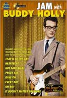 Jam With Buddy Holly (Tab Book)