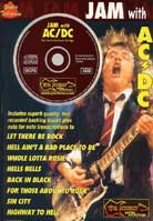 Jam with AC/DC (Tab Book)