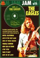Jam With The Eagles (Tab Book)