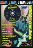 Jam With Radiohead Volume 1 (Tab Book)