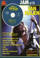 Jam With Van Halen (Tab Book)