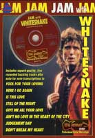 Jam With Whitesnake (Tab Book)