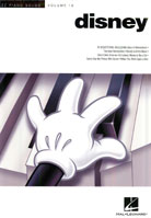 Jazz Piano Solos Volume 16 – Disney