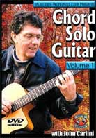 John Carlini Chord Solo Guitar Volume 1