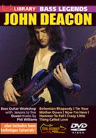 John Deacon – Bass Legends