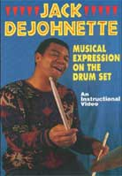Jack Dejohnette – Musical Expression On The Drum Set