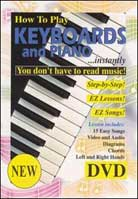 John Derbin – How To Play Keyboards And Piano Instantly