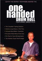 Jared Falk – One Handed Drum Roll