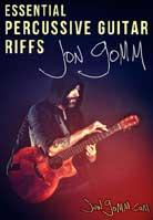 Jon Gomm – Essential Percussive Guitar Riffs