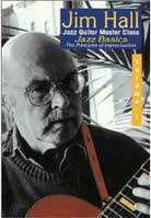Jim Hall – Jazz Guitar Master Class Volume 1 – 3