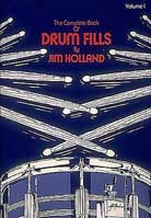 Jim Holland – The Complete Book Of Drum Fills