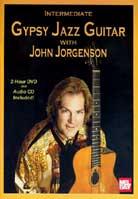 John Jorgenson – Intermediate Gypsy Jazz Guitar