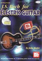 John Kiefer – J. S. Bach for Electric Guitar