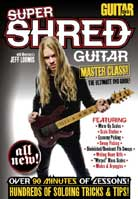 Jeff Loomis – Super Shred Guitar: Master Class (Guitar World)