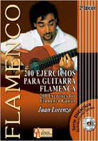 Juan Lorenzo – 200 Exercises For The Flamenco Guitar