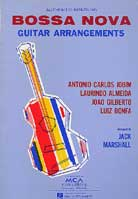 Jack Marshall – Authentic Brazilian Bossa Nova Guitar Arrangements