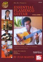 Juan Martin – Essential Flamenco Guitar Volume 1