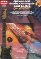 Jean Marc Belkadi – Advanced Scale Concepts and Licks for Guitar